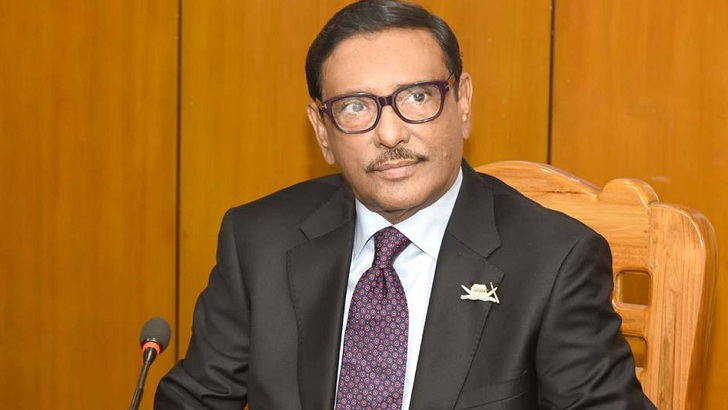 Quader warns BNP of stern action against anarchy